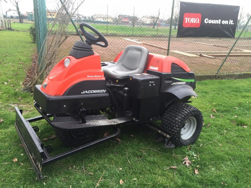 Jacobsen Groom Master II
