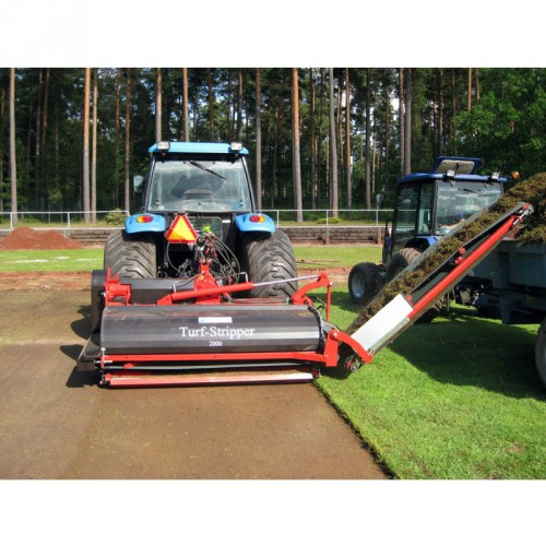 Turf  Stripper 2000