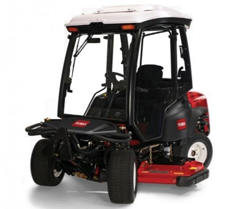 Groundsmaster 360 Quad-Steer 4WD