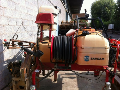 Botte Bargam ASM 600