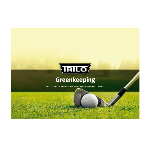 Catalogo Trilo Greenkeeping