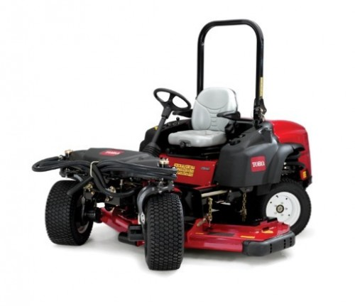 Groundsmaster 360 Quad-Steer 2WD